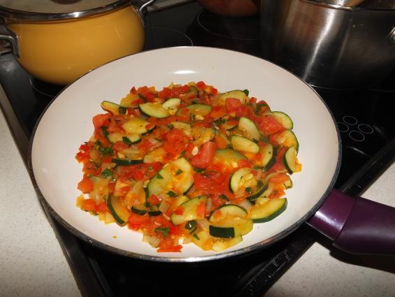 składniki na omlet