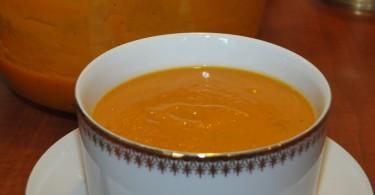 zupa z dyni szybka